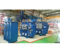 Air to Air Cooler for 3MW-5MW Wind Power Generatio