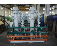 Oil Water Cooler on User Site